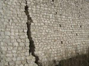 Grieta-muralla